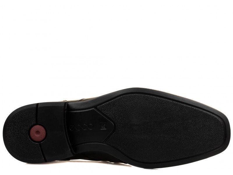Туфли для мужчин ECCO CAIRO ZM3475 модная обувь, 2017