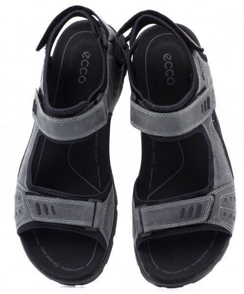 Сандалии для мужчин ECCO UTAH ZM3481 размерная сетка обуви, 2017