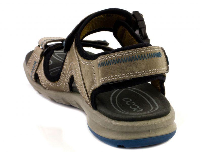 Сандалии для мужчин ECCO CRUISE ZM3495 брендовая обувь, 2017