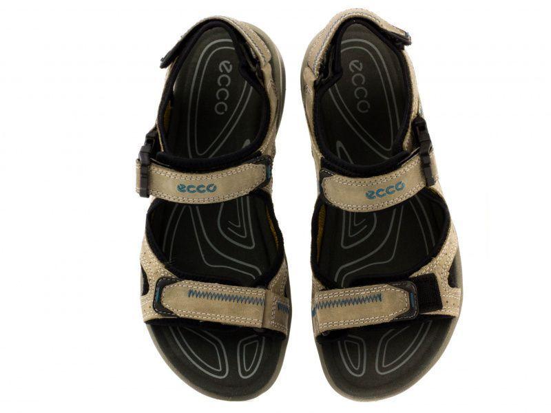 Сандалии для мужчин ECCO CRUISE ZM3495 размерная сетка обуви, 2017