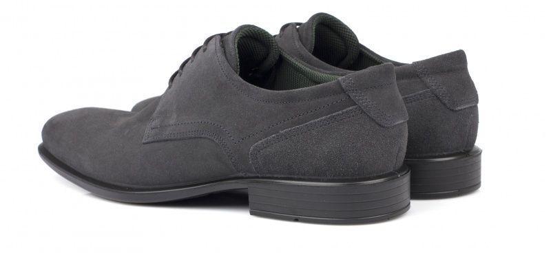 Туфли для мужчин ECCO CAIRO ZM3509 модная обувь, 2017