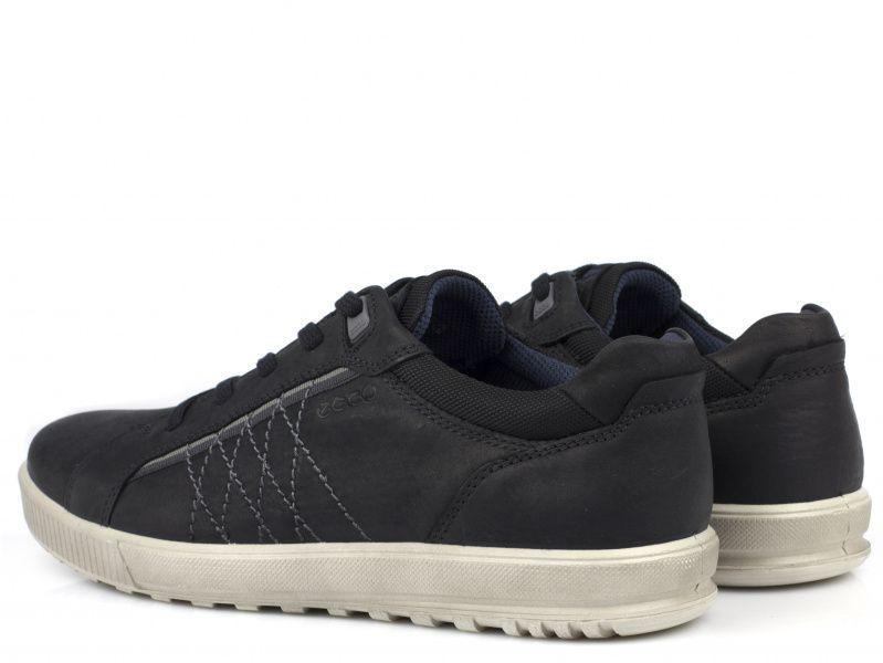 Полуботинки мужские ECCO ENNIO ZM3512 размерная сетка обуви, 2017