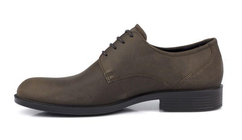 Туфли для мужчин ECCO HAROLD ZM3517 цена, 2017