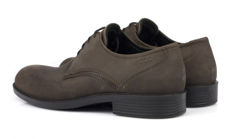 Туфли для мужчин ECCO HAROLD ZM3517 брендовая обувь, 2017