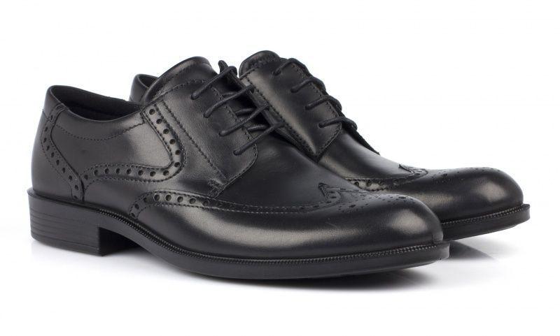 Туфли для мужчин ECCO HAROLD ZM3518 размеры обуви, 2017