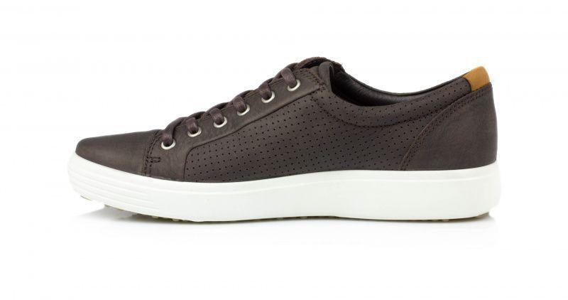 ECCO Полуботинки  модель ZM3523 размерная сетка обуви, 2017