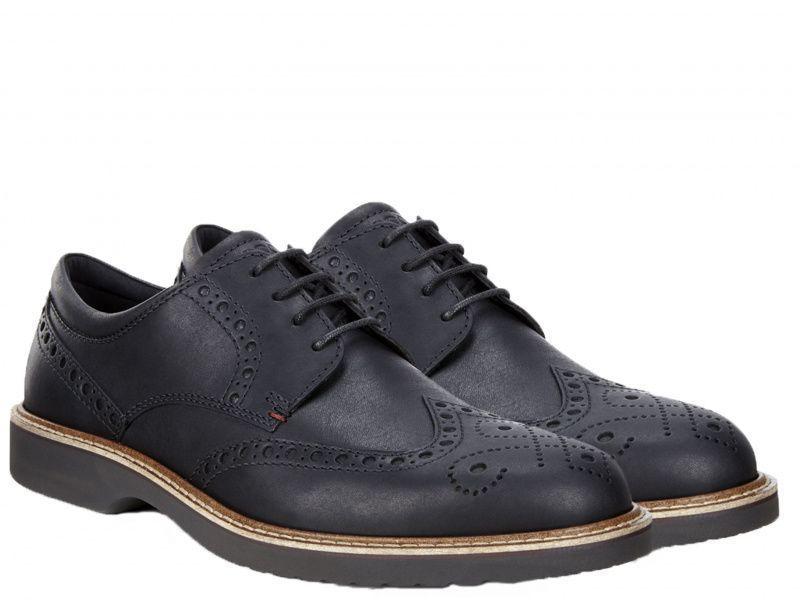 Туфли для мужчин ECCO IAN ZM3524 размерная сетка обуви, 2017
