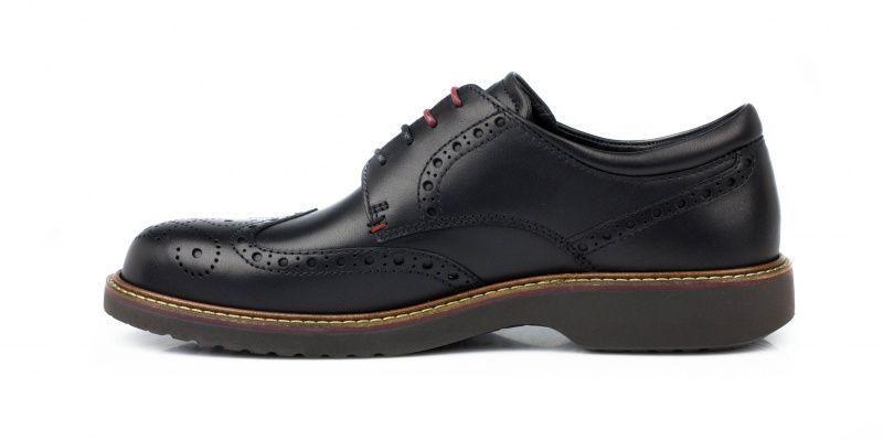 Туфли для мужчин ECCO IAN ZM3524 купить обувь, 2017