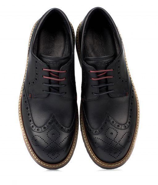 Туфли для мужчин ECCO IAN ZM3524 модная обувь, 2017