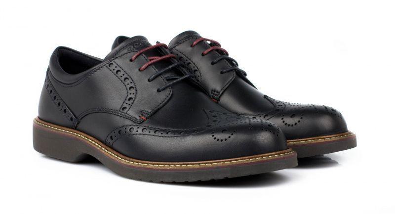 Туфли для мужчин ECCO IAN ZM3524 брендовые, 2017