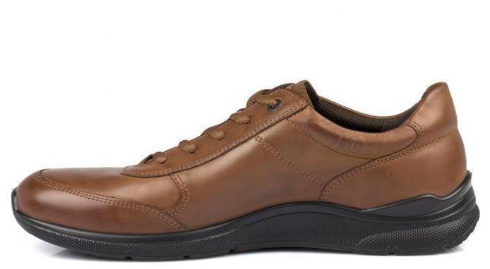 Полуботинки для мужчин ECCO IRVING ZM3527 купить обувь, 2017