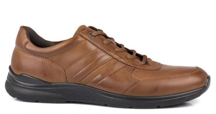 Полуботинки для мужчин ECCO IRVING ZM3527 размерная сетка обуви, 2017