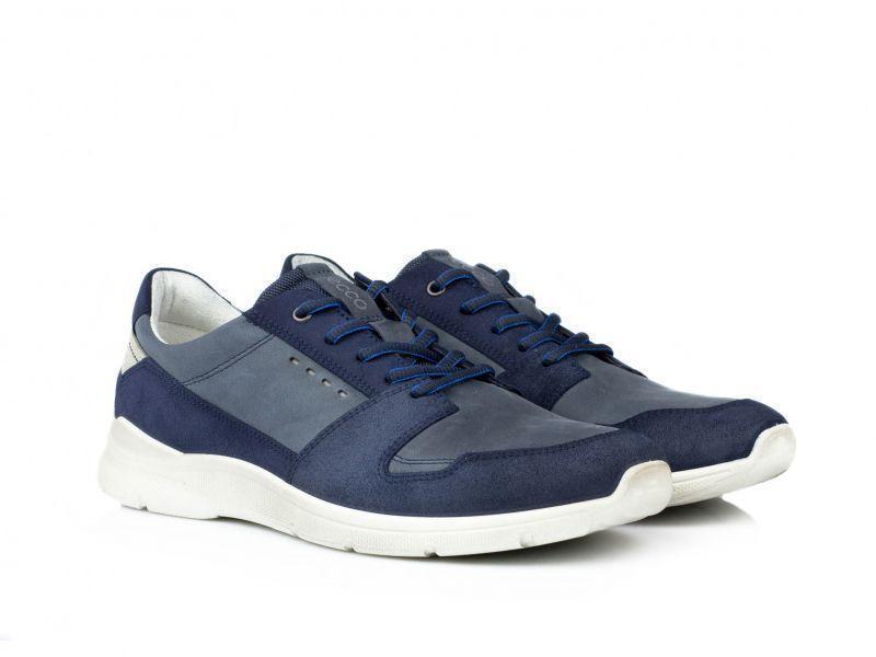 Кроссовки для мужчин ECCO IRONDALE ZM3528 размерная сетка обуви, 2017