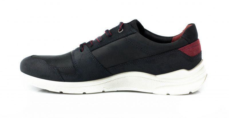 Кроссовки для мужчин ECCO IRONDALE ZM3529 примерка, 2017
