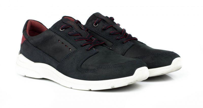 Кроссовки для мужчин ECCO IRONDALE ZM3529 размерная сетка обуви, 2017
