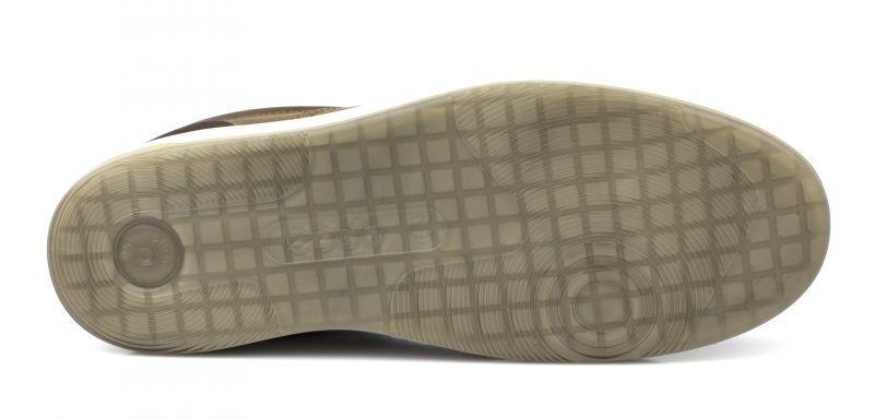 Полуботинки мужские ECCO JACK ZM3535 брендовая обувь, 2017