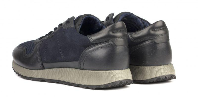 ECCO Кроссовки  модель ZM3537 размерная сетка обуви, 2017