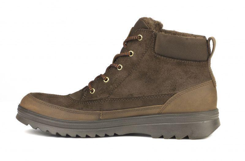 Ботинки для мужчин ECCO DARREN ZM3551 брендовая обувь, 2017
