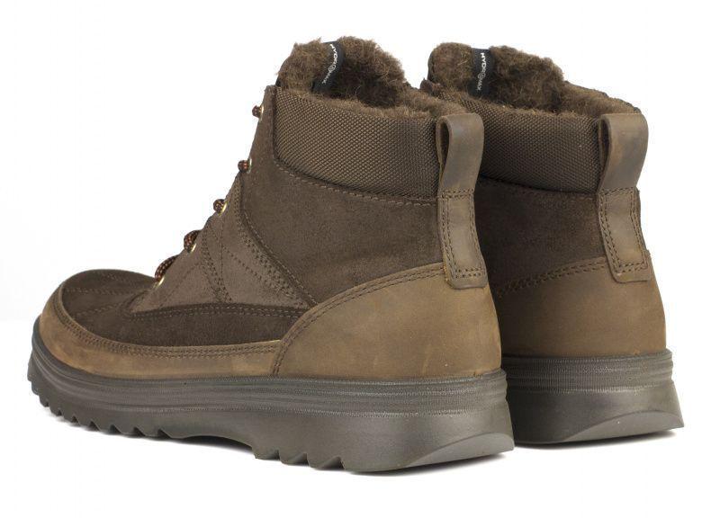 Ботинки для мужчин ECCO DARREN ZM3551 размерная сетка обуви, 2017