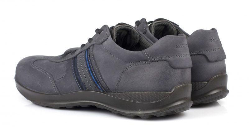 Полуботинки мужские ECCO HAYES ZM3558 размерная сетка обуви, 2017