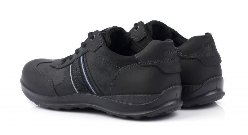 Полуботинки мужские ECCO HAYES ZM3559 размерная сетка обуви, 2017