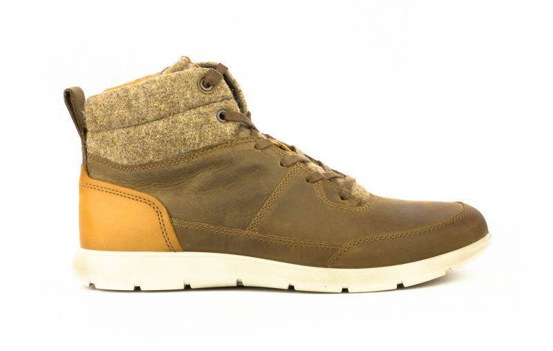 Ботинки мужские ECCO IOWA ZM3563 размерная сетка обуви, 2017