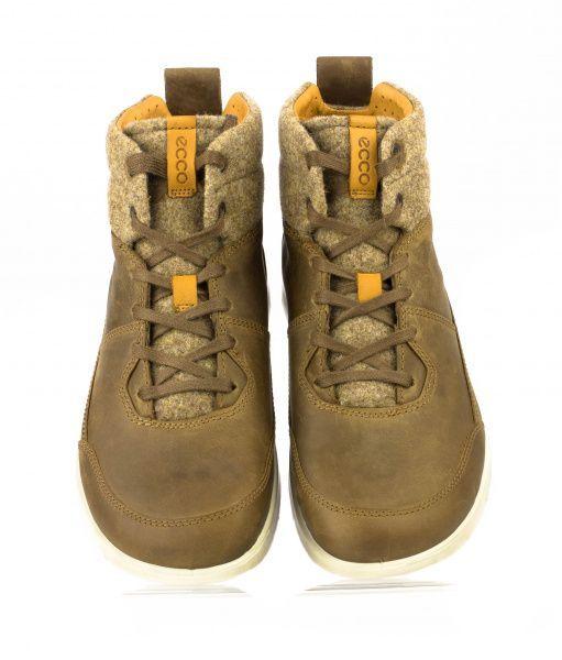 Ботинки мужские ECCO IOWA ZM3563 цена, 2017