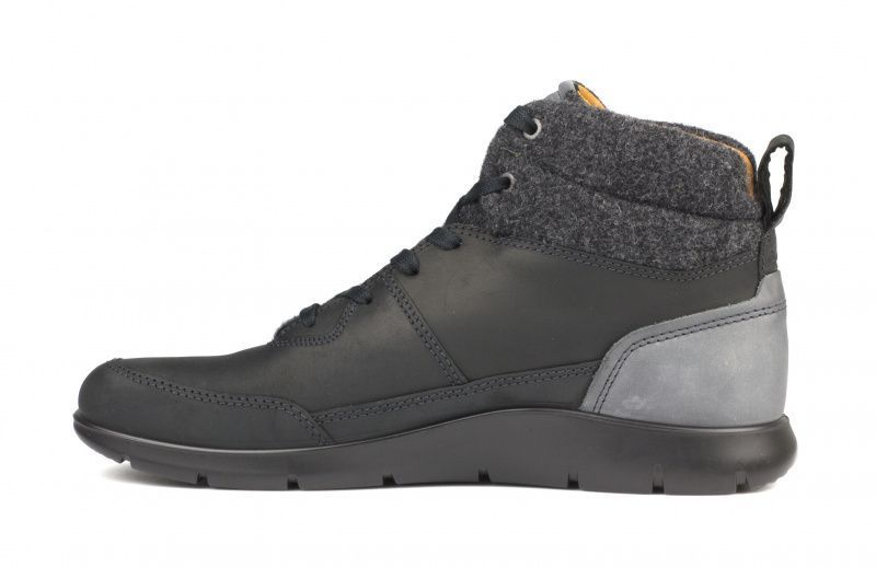 Ботинки для мужчин ECCO IOWA ZM3564 стоимость, 2017