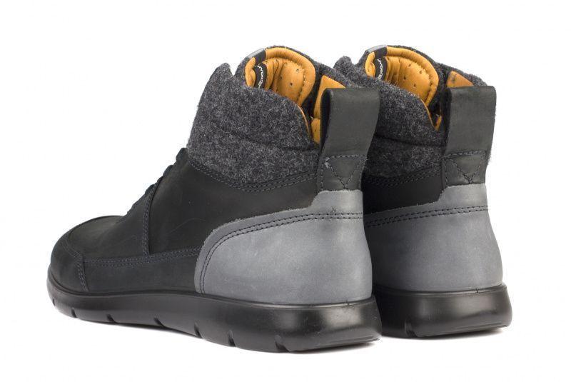 Ботинки для мужчин ECCO IOWA ZM3564 , 2017