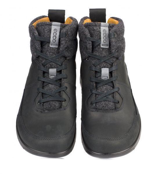 Ботинки для мужчин ECCO IOWA ZM3564 купить обувь, 2017