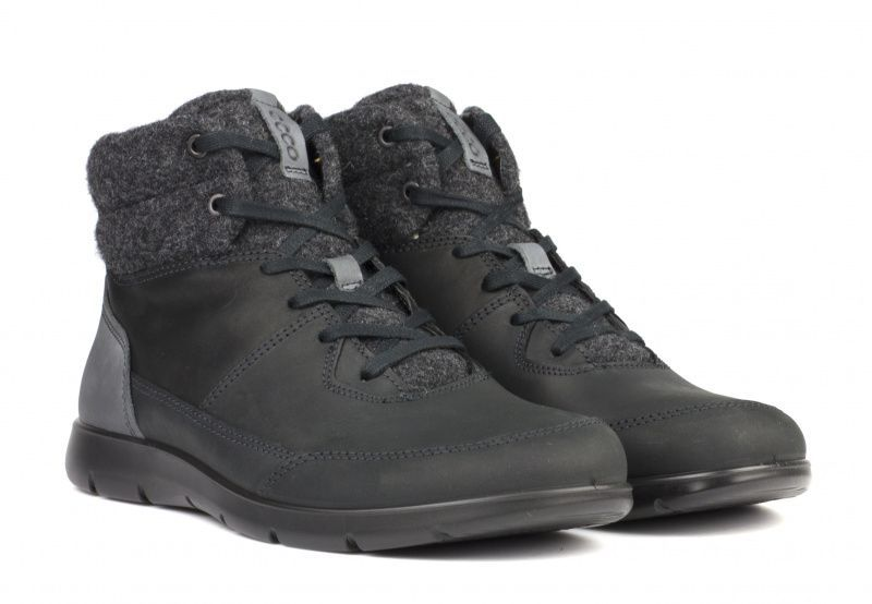 Ботинки для мужчин ECCO IOWA ZM3564 размеры обуви, 2017