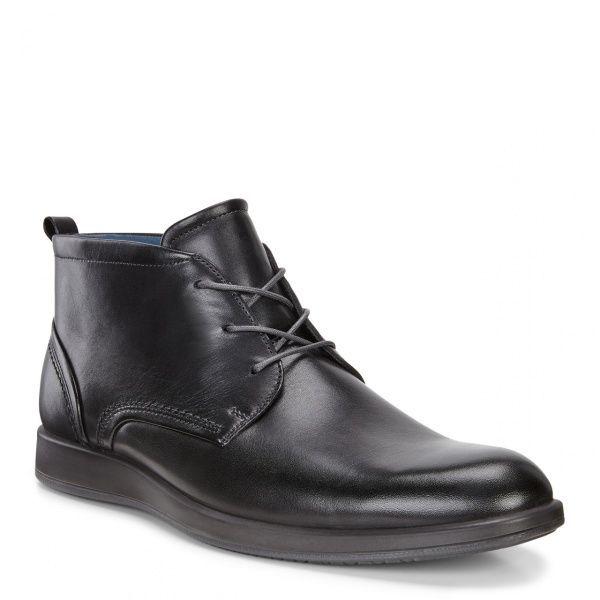Ботинки для мужчин ECCO JARED ZM3565 купить обувь, 2017