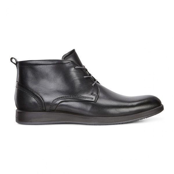 Ботинки мужские ECCO JARED ZM3565 размерная сетка обуви, 2017