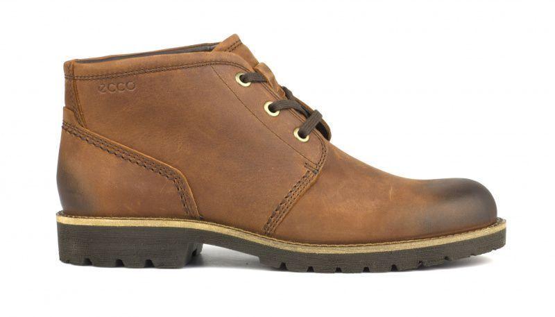 Ботинки мужские ECCO JAMESTOWN ZM3568 брендовая обувь, 2017