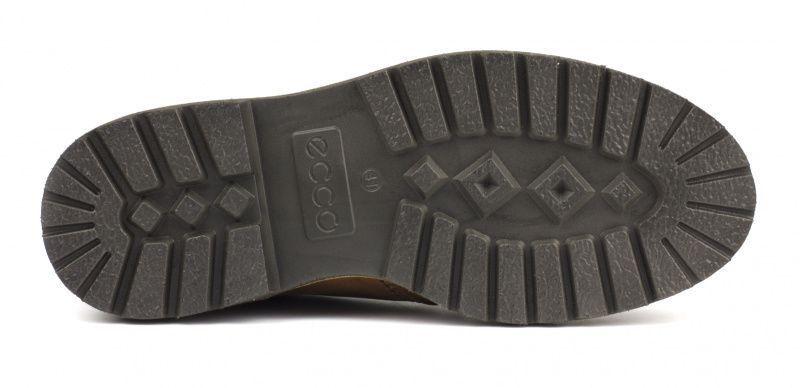 Ботинки мужские ECCO JAMESTOWN ZM3568 размерная сетка обуви, 2017