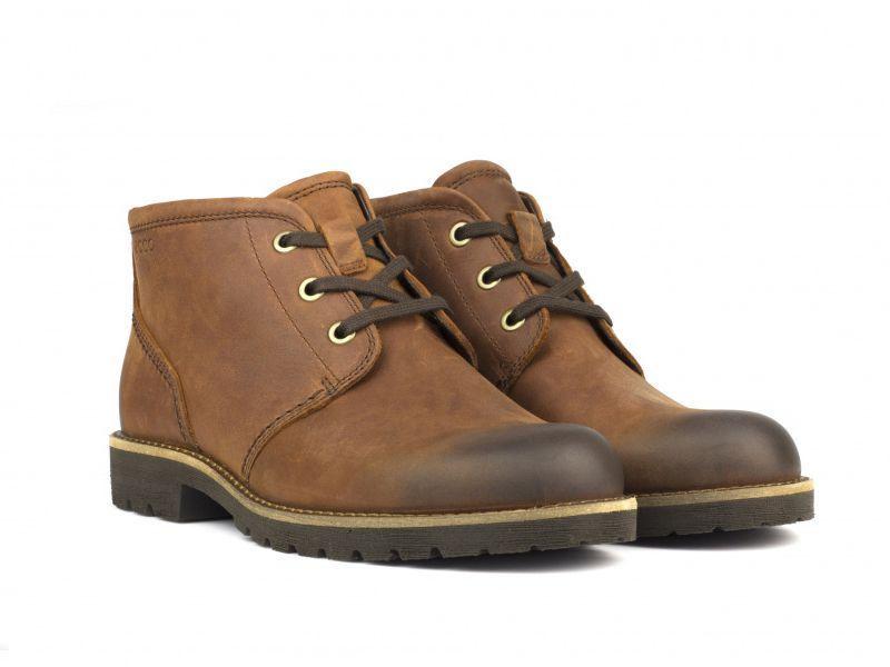 Ботинки мужские ECCO JAMESTOWN ZM3568 цена, 2017