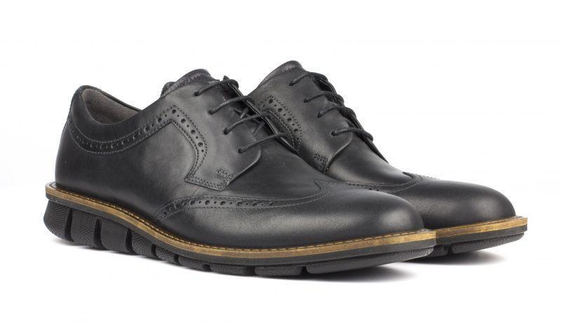 Туфли для мужчин ECCO JEREMY ZM3570 купить обувь, 2017