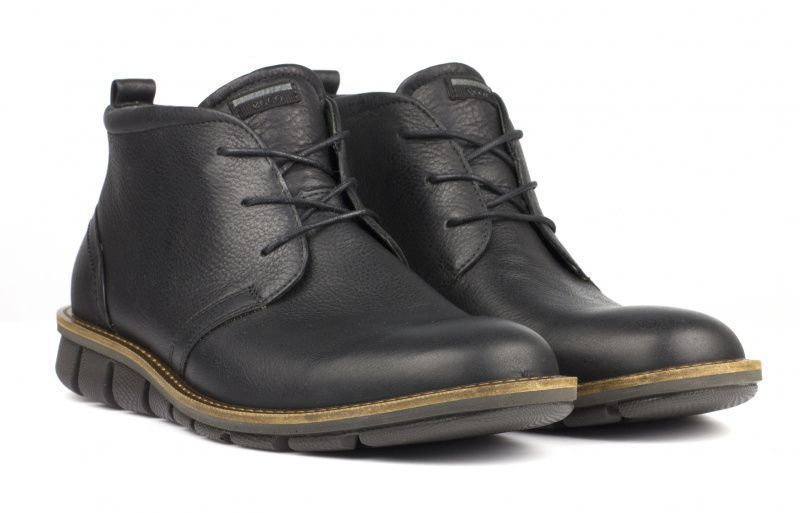 Ботинки для мужчин ECCO JEREMY ZM3571 стоимость, 2017