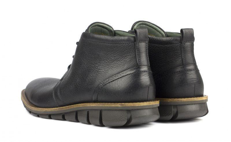 Ботинки для мужчин ECCO JEREMY ZM3571 брендовая обувь, 2017