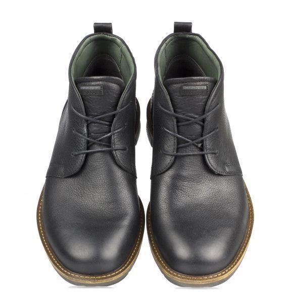 Ботинки мужские ECCO JEREMY ZM3571 брендовая обувь, 2017