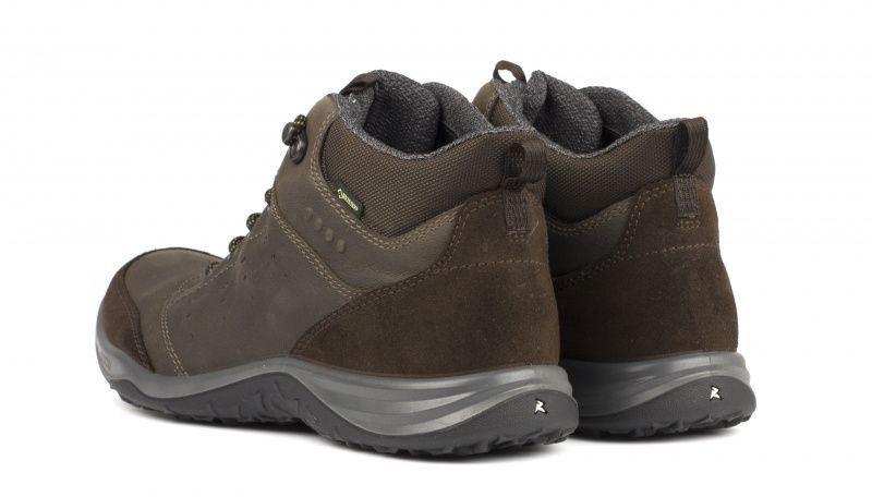 Ботинки мужские ECCO ESPINHO ZM3574 брендовая обувь, 2017