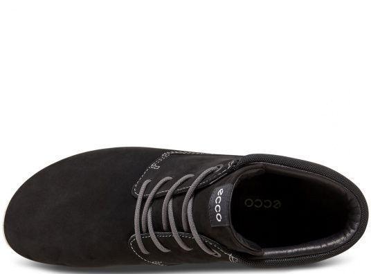 Ботинки мужские ECCO CALGARY ZM3575 брендовая обувь, 2017