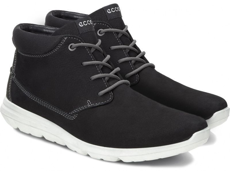 Ботинки мужские ECCO CALGARY ZM3575 купить обувь, 2017