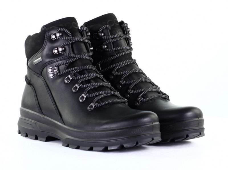 Купить Ботинки для мужчин ECCO RUGGED TRACK ZM3586, Черный