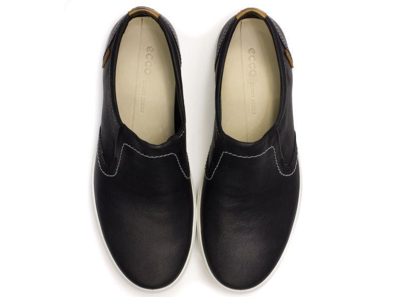 Cлипоны мужские ECCO SOFT 7 ZM3608 цена обуви, 2017