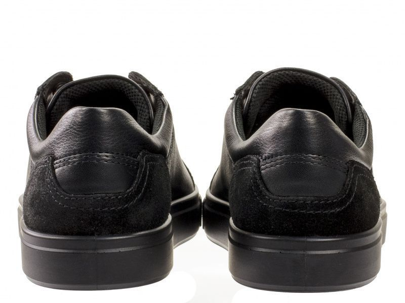 Полуботинки мужские ECCO KYLE ZM3610 брендовая обувь, 2017