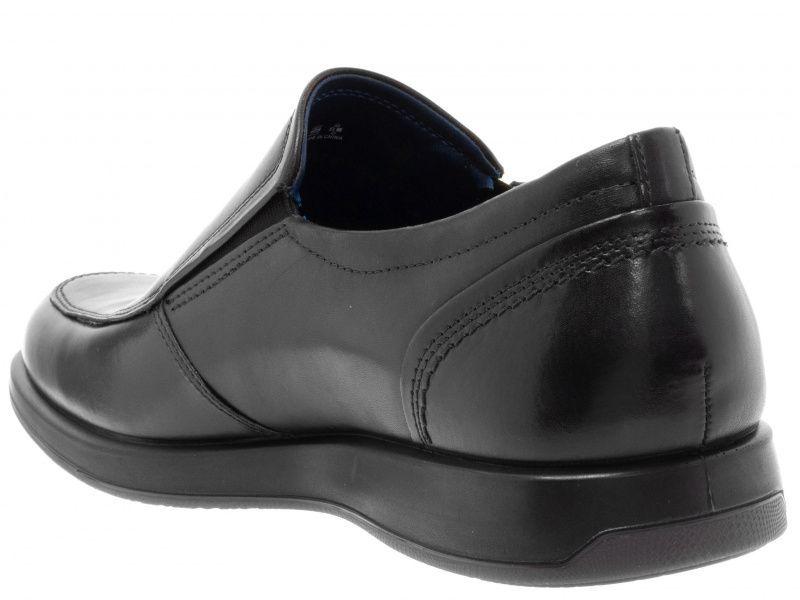 Туфли мужские ECCO JARED ZM3613 размерная сетка обуви, 2017