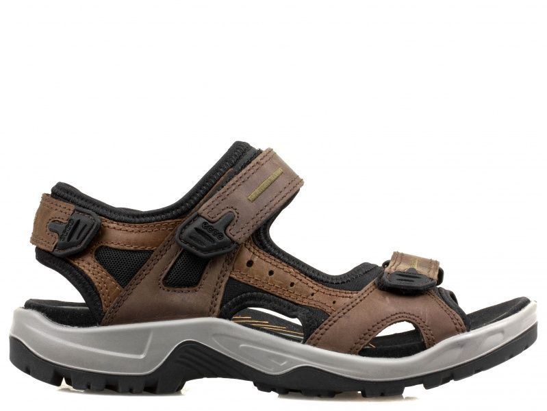 Сандалии для мужчин ECCO OFFROAD ZM3621 размерная сетка обуви, 2017