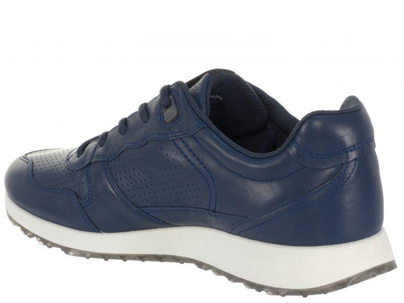 Полуботинки мужские ECCO SNEAK ZM3626 брендовая обувь, 2017