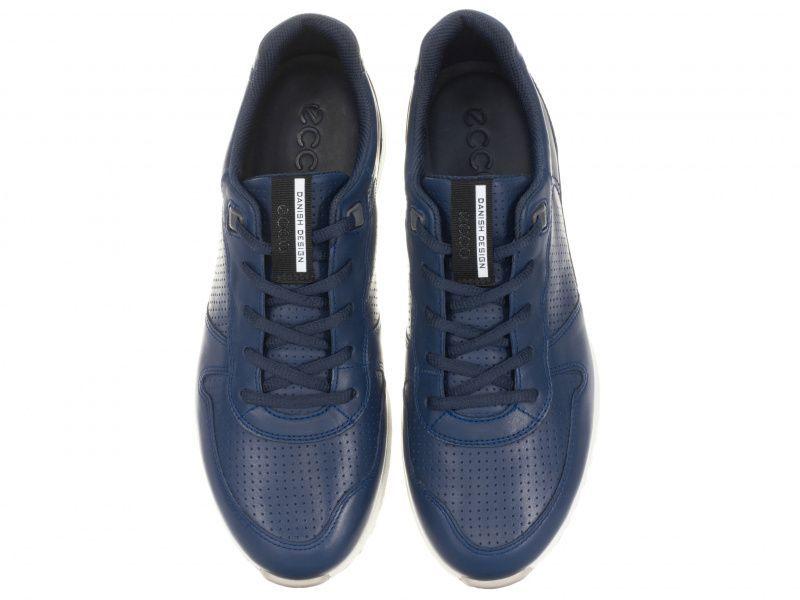 Полуботинки мужские ECCO SNEAK ZM3626 цена обуви, 2017